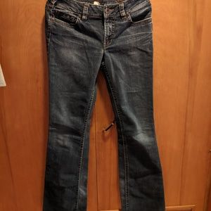 Silver Jeans Bootcut Suki